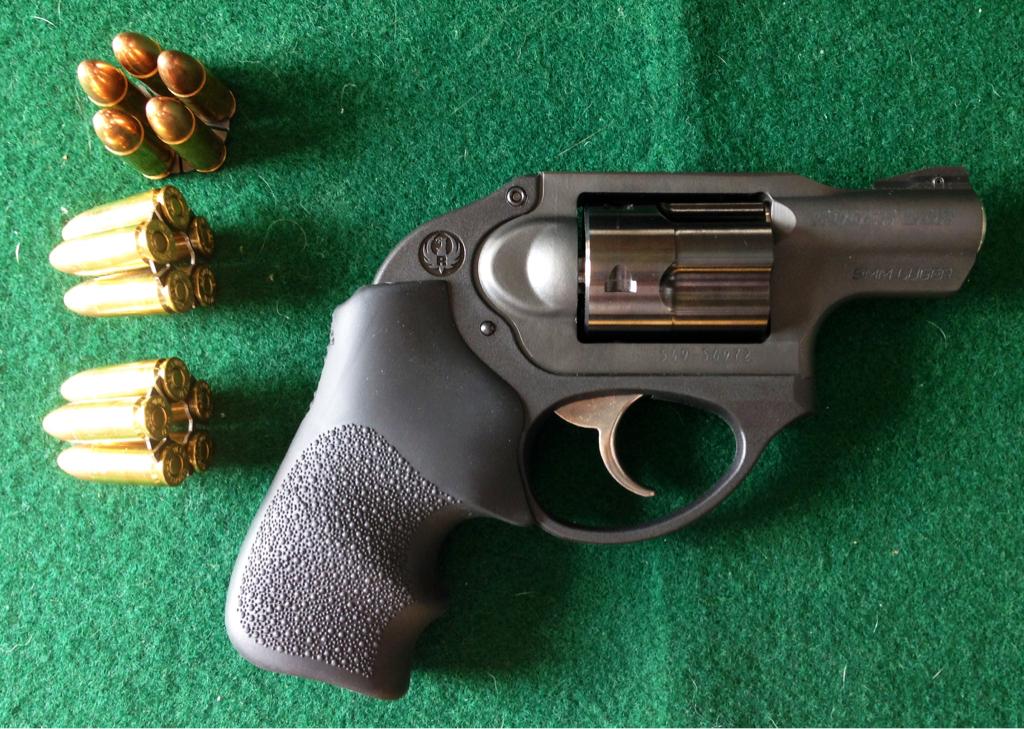 Ruger LCP 357 - Revolver Handguns
