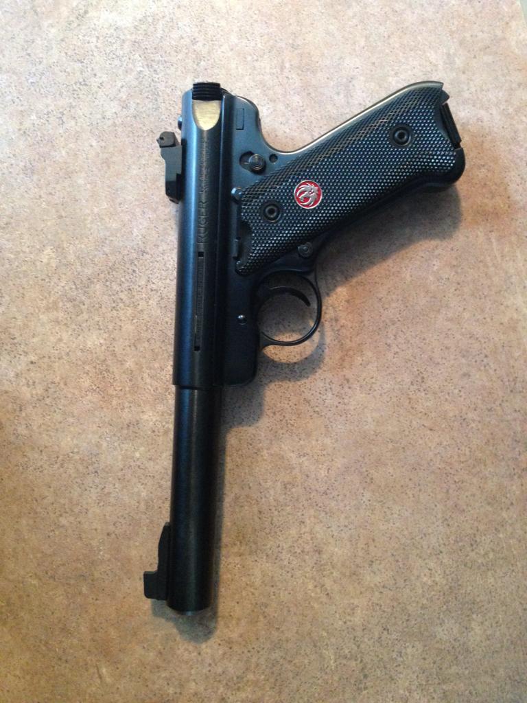 New Ruger - Ruger Handgun Forum