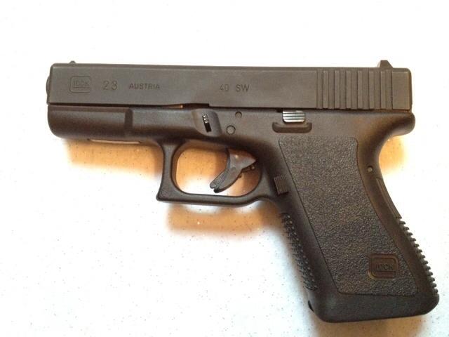 When did glock stop stamping 40sw on their slides - Glock Forum