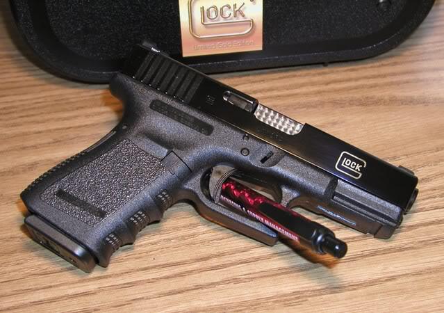 Glock 19 gen4 navy - Glock Forum