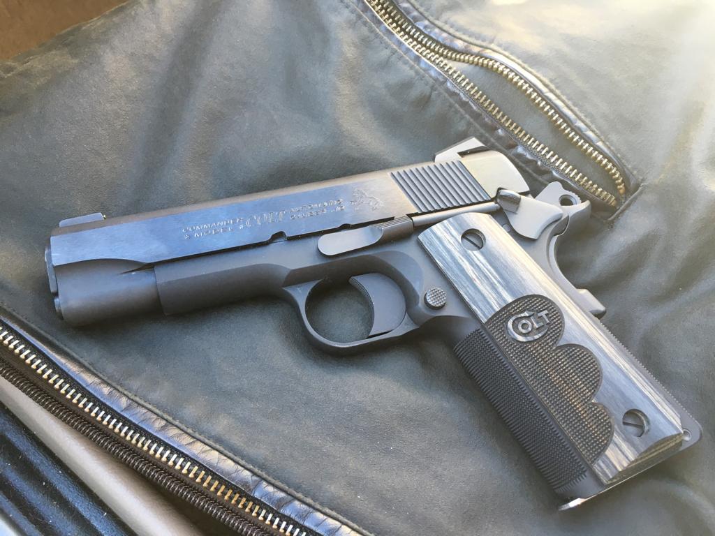 New Colt - 1911 Forum