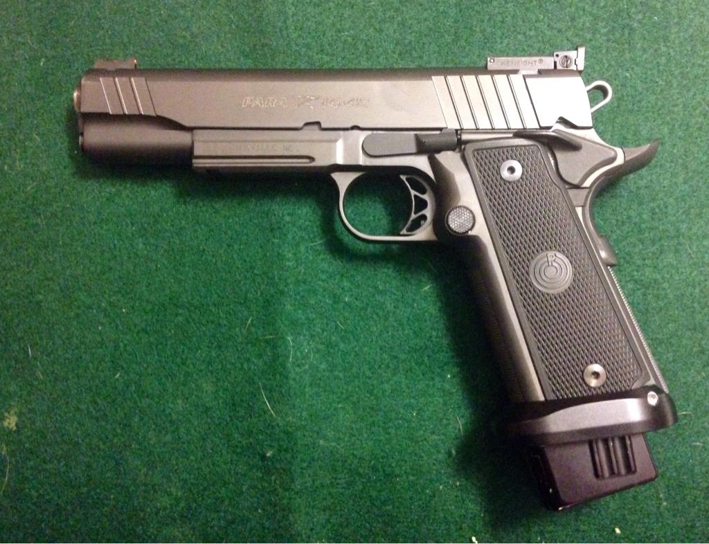 New Para Competition Gun - 1911 Forum