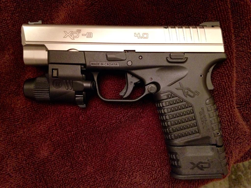 Big hands - small gun - XD Forum