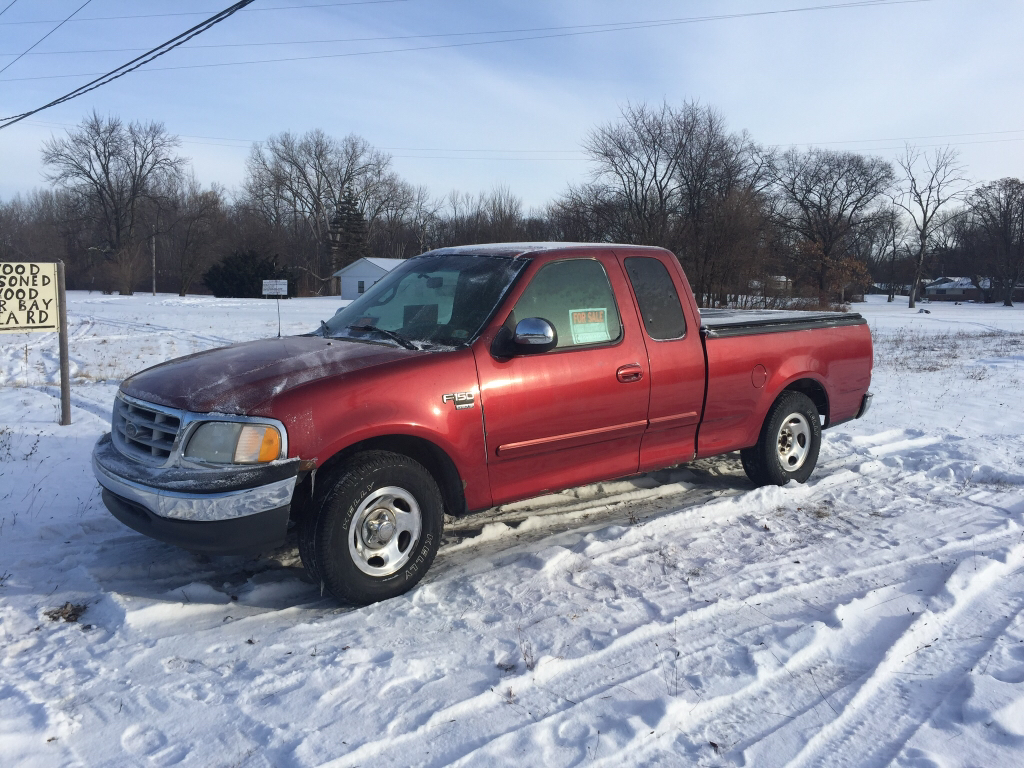 1999 ford f 150 extended cab michigan sportsman online michigan hunting and fishing resource