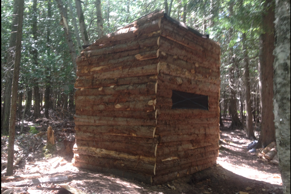 The Deer Blind Will I Ever Get Done Michigan Sportsman
