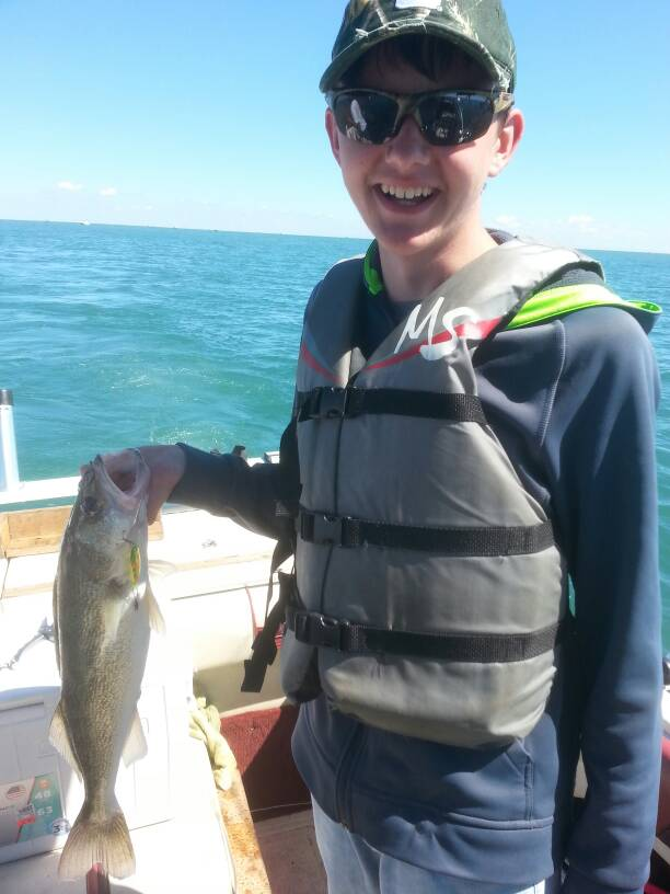 Wednesday report michigan sportsman online michigan for Michigan dnr fishing reports