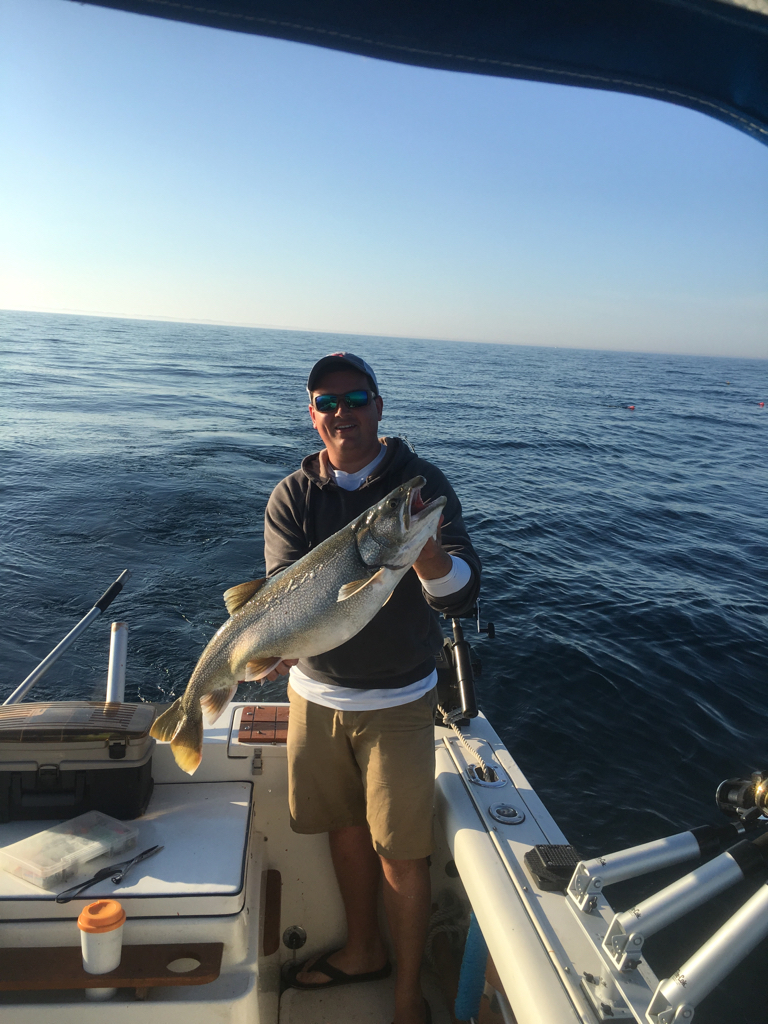 Grand haven 5 30 michigan sportsman online michigan for Grand haven fishing report