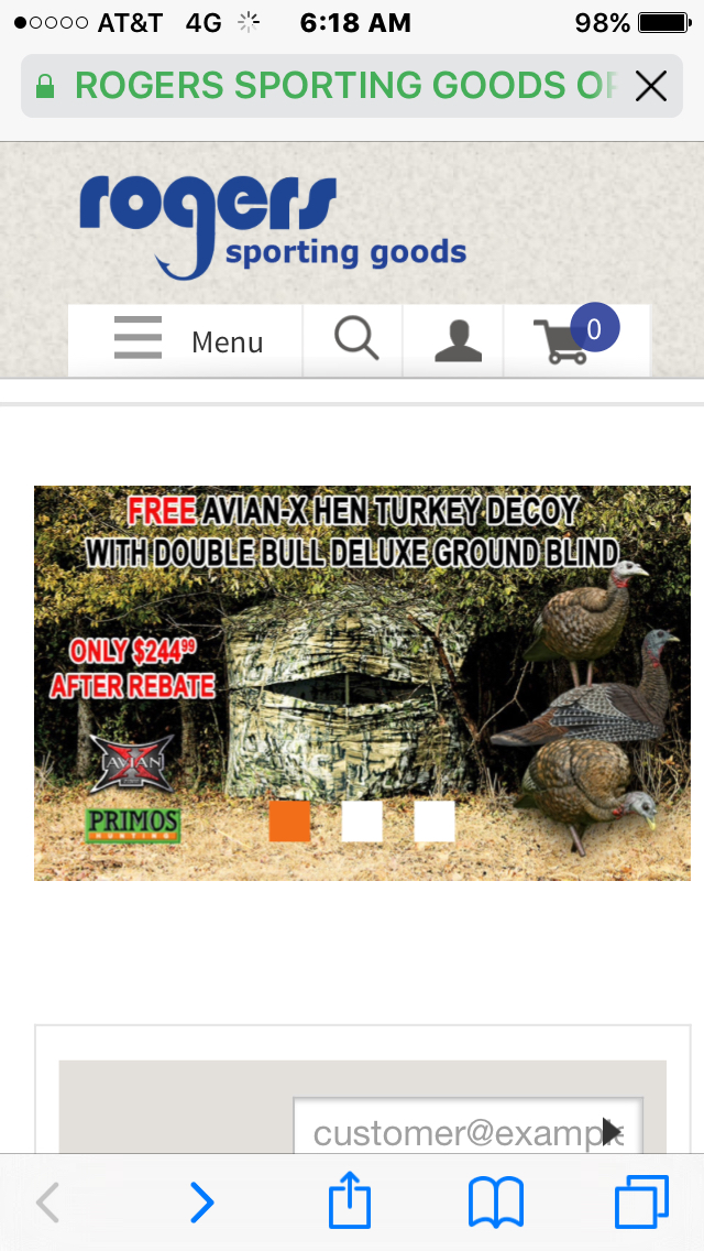 Best hunting blind for the $ - Hunting Gear (General)
