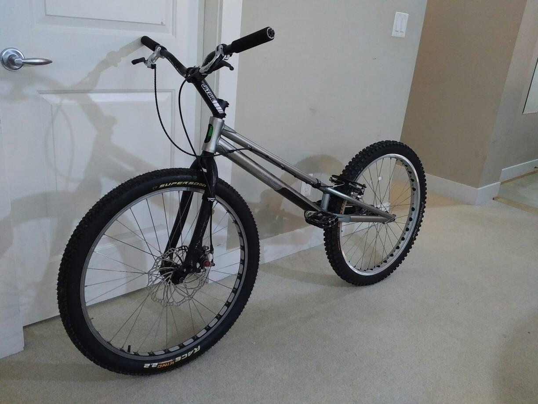 Echo Mark 4 New Build - Your Bike Trials Media