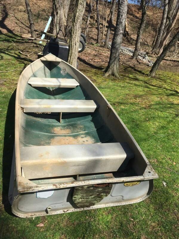 Aluminum Boat Sears Aluminum Boat