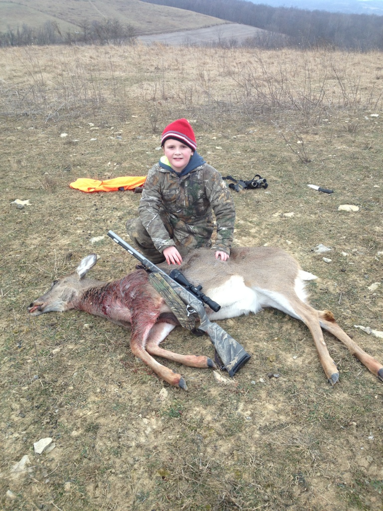 Muzzleloader season page 2 ohio game fishing your for Wsbtv fish and game
