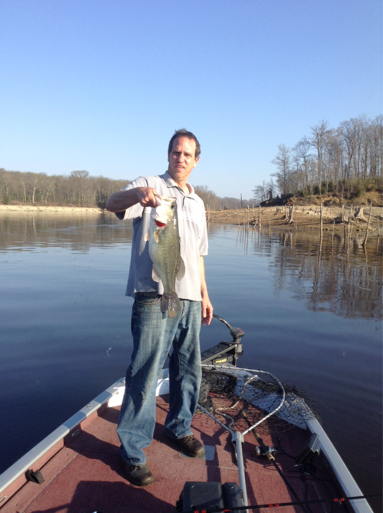 Caesars creek outing ohio game fishing your ohio for Ohio game fishing