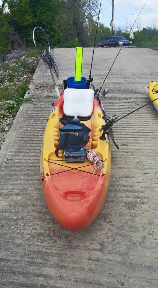 Suggestions for a beginners Angler Kayak | Ohio Sportsman