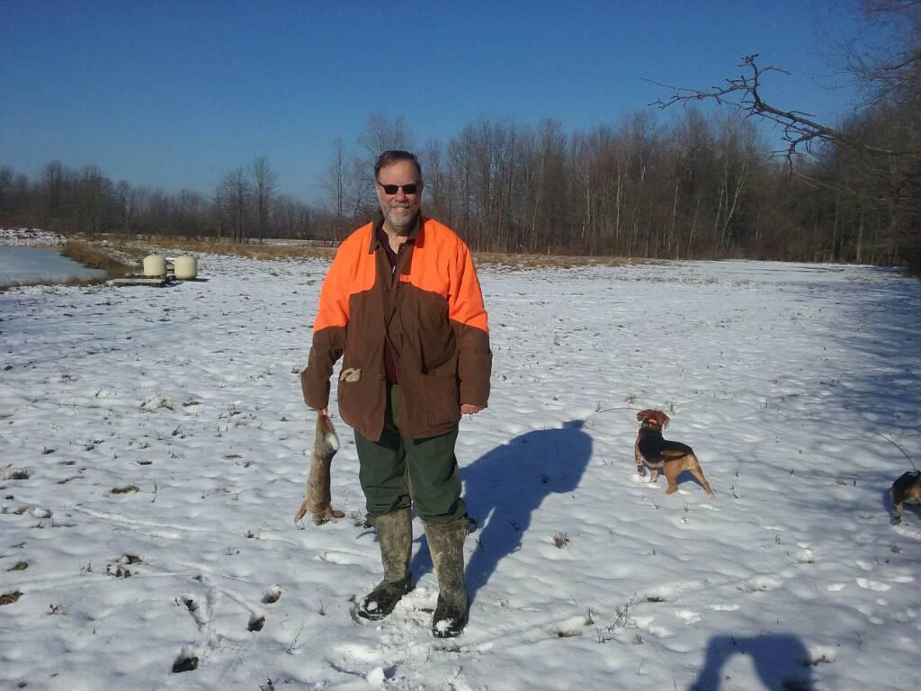 Getting ready for muzzleloader season ohio sportsman for Ohio fishing season