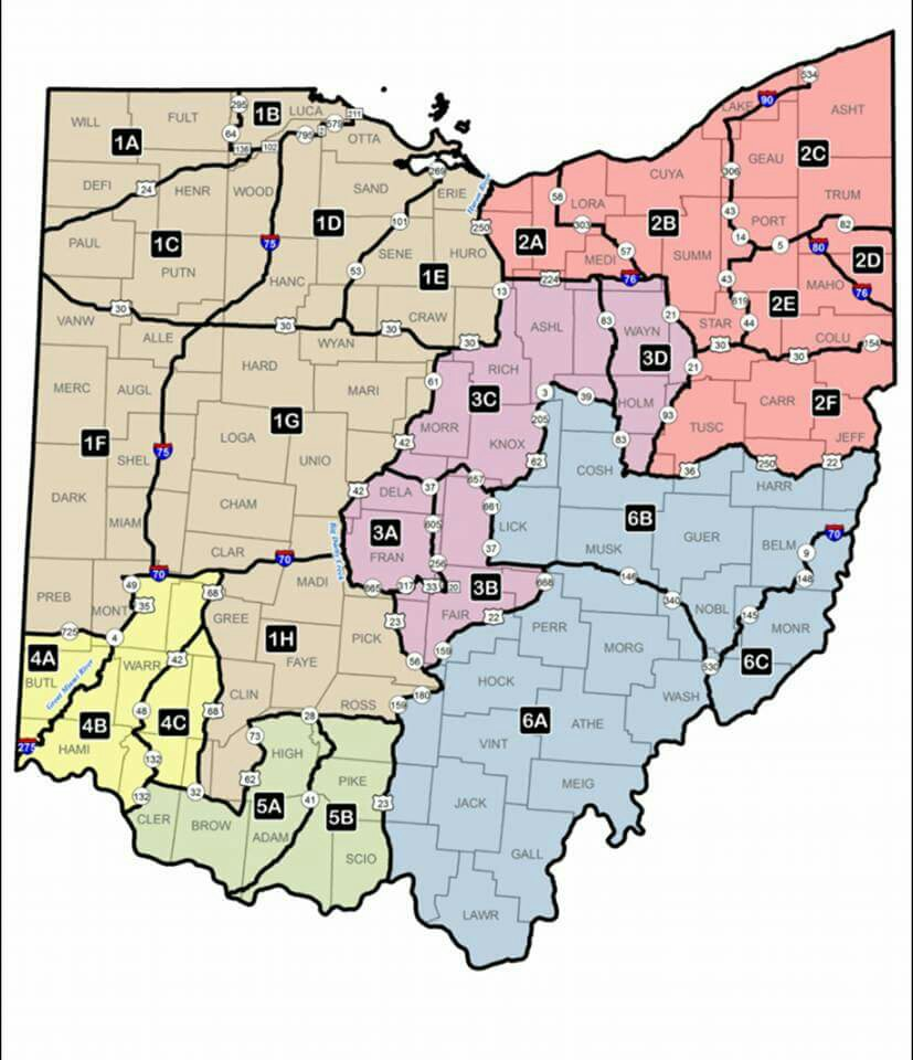 Lobbying the dnr management issue ohio sportsman your for Ohio dnr fishing