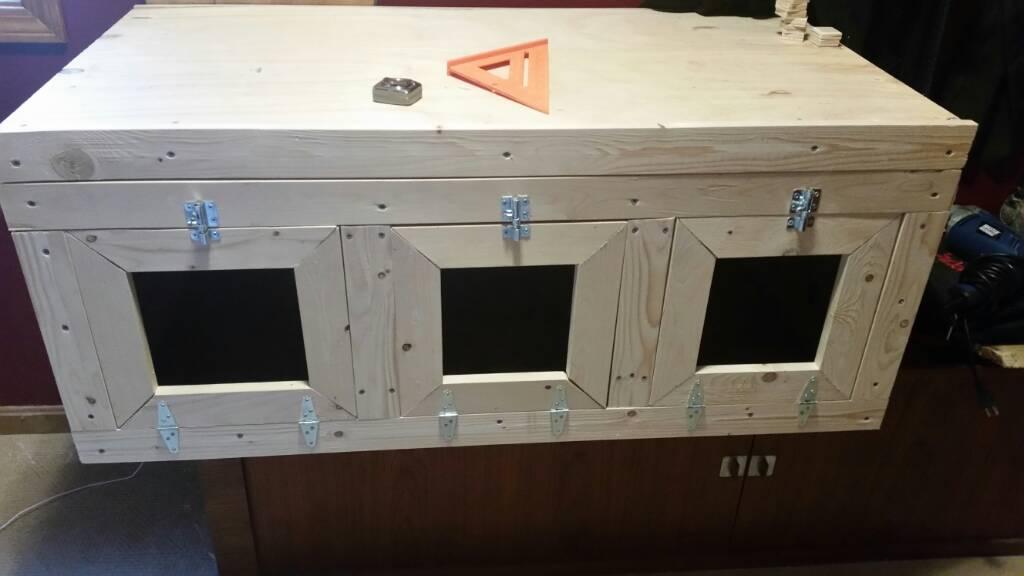 Diy Truck Bed Dog Box