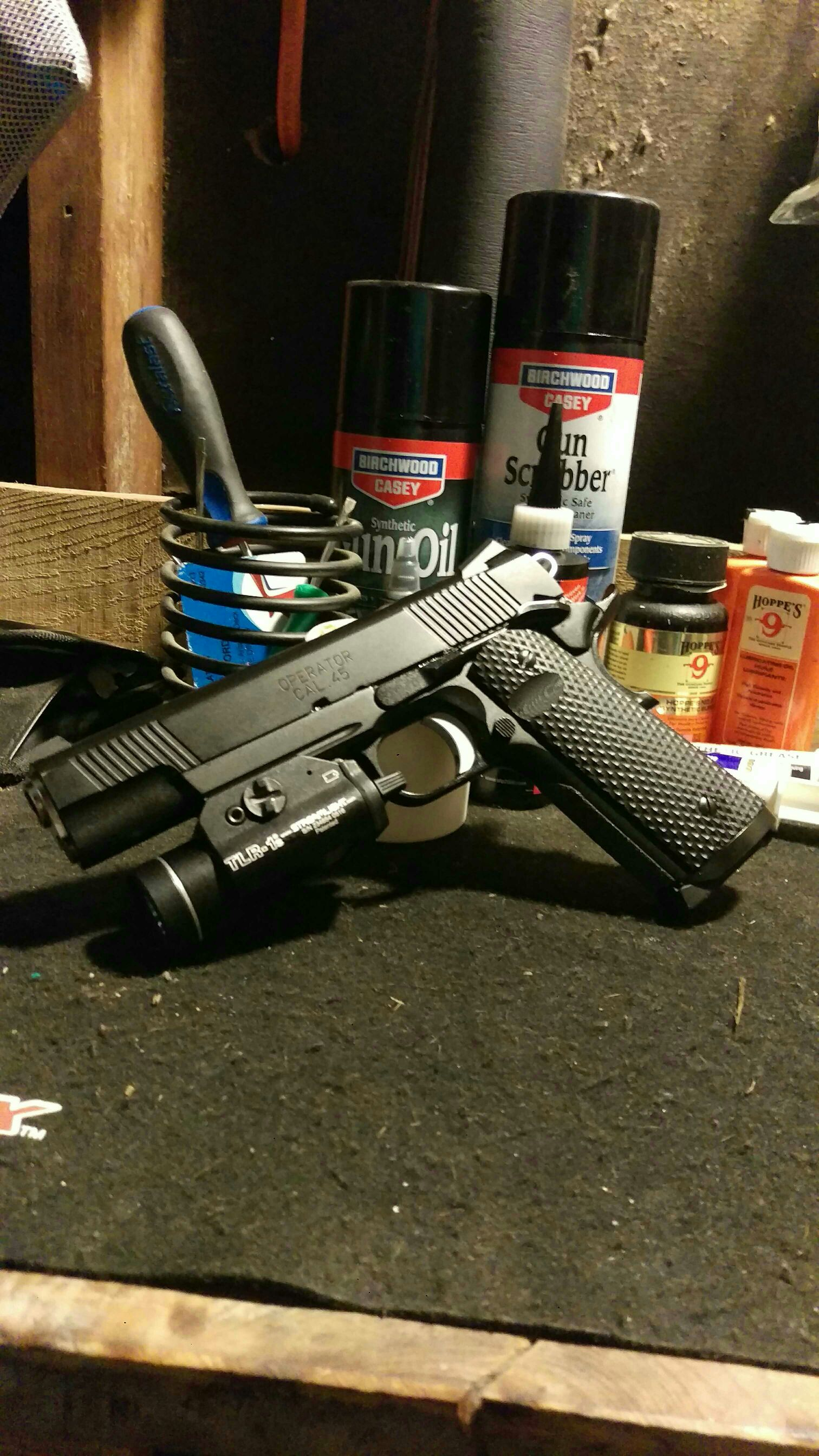 Springfield 1911 Pictures. - Springfield Armory M1911