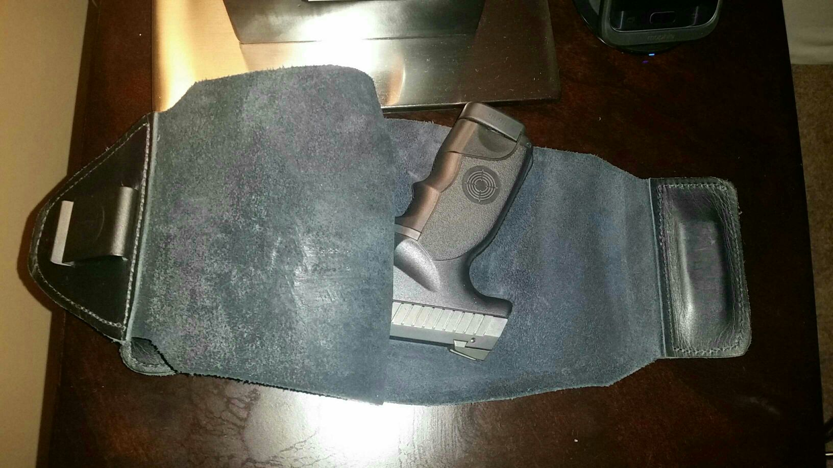 Urban carry holster - 1 3