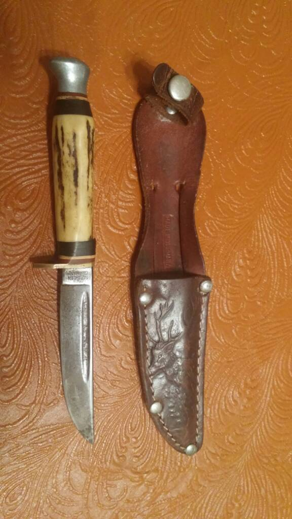 German Knife - Knives, Swords, and other bladed weapons